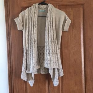 Maurices short sleeve sweater